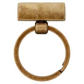 30 mm Allegro buckle - bronze