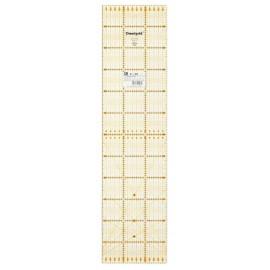 Universal ruler - white - 60 cm X 15 cm