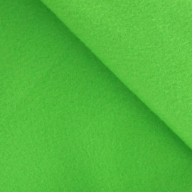 Felt Fabric - Lime Green x 10cm