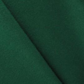 Tissu Feutrine vert bouteille x 10cm