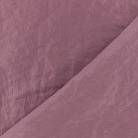 Taffeta Fabric - mauve x 10cm