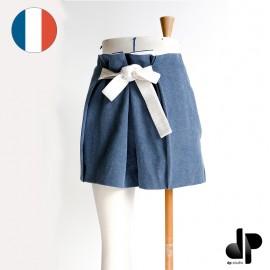 Patron Femme dp's by DP Studio Short ceinturé - Le 3002