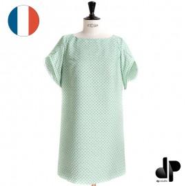 Patron Femme dp's by DP Studio Robe / Top trapèze - Le 9001