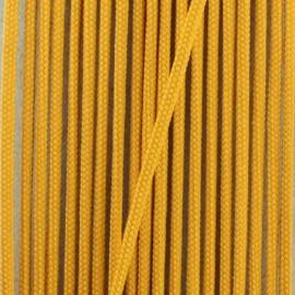 Cordon polyester 2mm - curcuma
