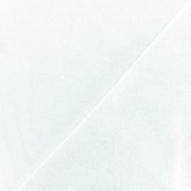 Tissu Flanelle - blanc