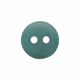 Origine polyester button - pine green