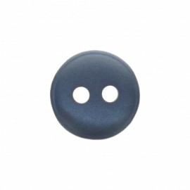 Origine polyester button - grey blue