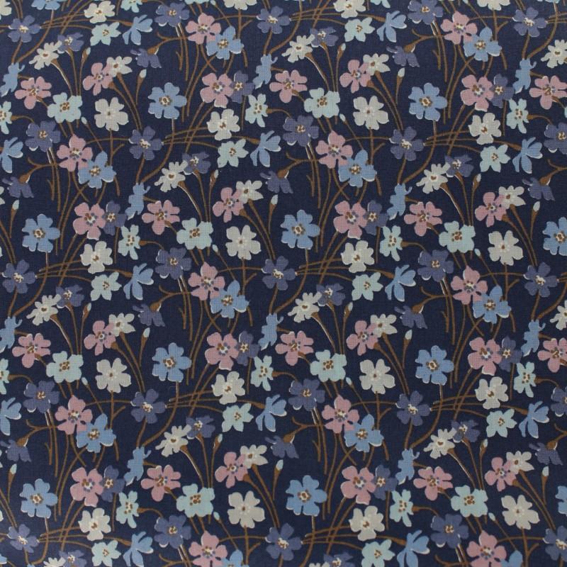 071 - Pale Silver Kanagawa 100/% and #50 Silk Thread