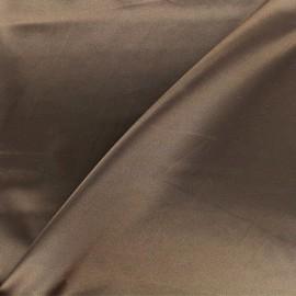 Duchesse lining fabric - taupe x 10cm