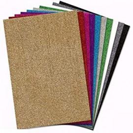 Creative spangled foam sheet - 16 colors to choose