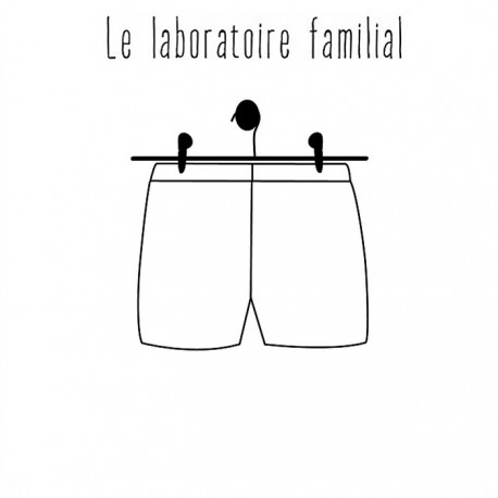 Patron Femme Le laboratoire familial short - Hortense