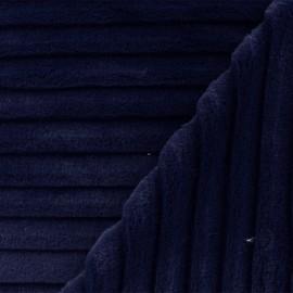 Fourrure Mondara - bleu marine x 10cm
