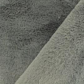 Fourrure Castorini - gris x 10cm
