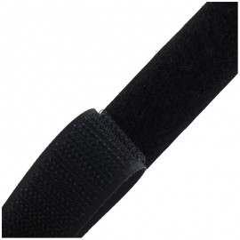 Sew-on tape 20 mm - black