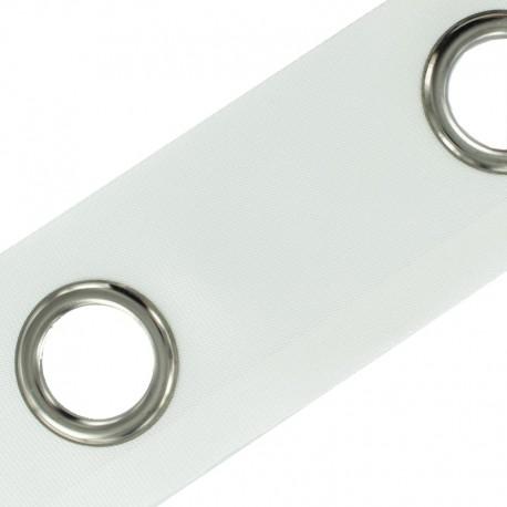 To sew color eyelet tape grun barrel - turmeric x 18cm