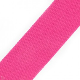 Cotton Strap - fuchsia