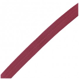 Polypropylene strap, herringbone 25 mm - purple