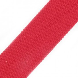 Cotton Strap - red