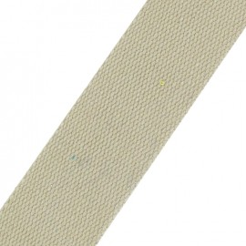 Cotton strap - beige
