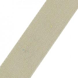 Sangle coton beige