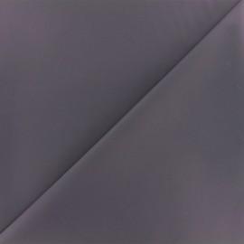 Tissu enduit spécial ciré uni - marine x 10cm