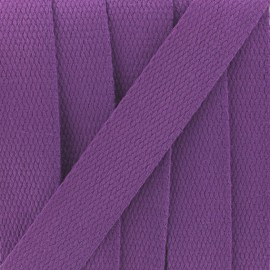 Cotton Strap - purple