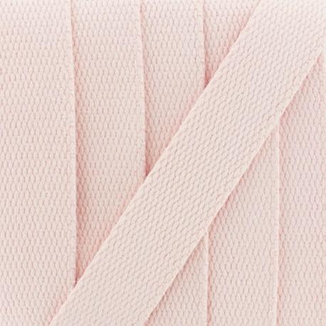 Sangle coton rose