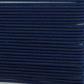 Elastic thread for hats 1,5 mm - navy