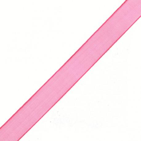 organza framboise 10 mm