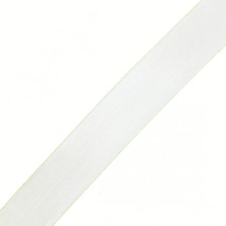 mousseline  beige 15 mm
