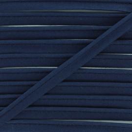 Passepoil tout textile marine