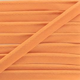 Passepoil tout textile corail