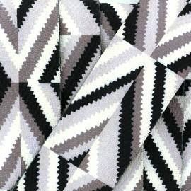 50 mm strap - grey Réflexion x 50cm