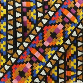 Galon Jacquard Aztek C - multi x 50cm