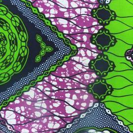 Tissu Wax - Joal-Fadiouth x 10cm