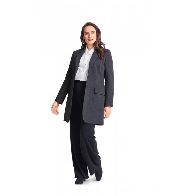 Taille Burda Grande Veste N°6393 Patron Femme QCrshxtd