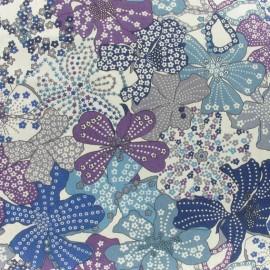 Fabric Liberty Mauvey B violet x 10cm