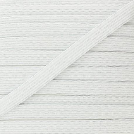 Flat elastic Color - black x 1m