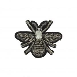 Bumblebee jewel iron-on