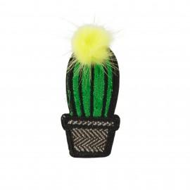 Thermocollant Cactus Lurex D  - vert