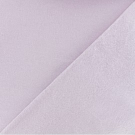 Flannel Fabric - Rose water x 10 cm