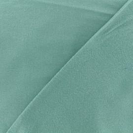 Tissu Flanelle - Sauge x 10cm