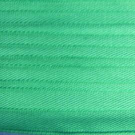 Ruban aspect  soie vert 4 mm