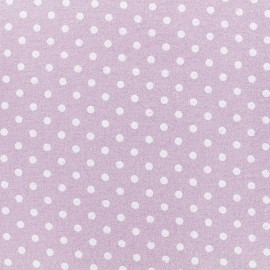 Flannel Fabric - Water Rose Little dot x 10 cm