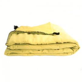Quilted Blanket 90x190 cm - Lemonade Portofino