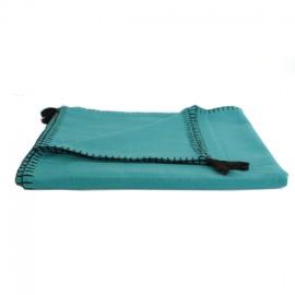 Blanket 150x170 cm - Peacock Portofino