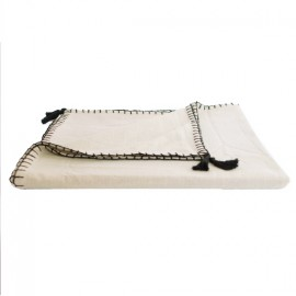 Blanket 150x170 cm - Linen Portofino