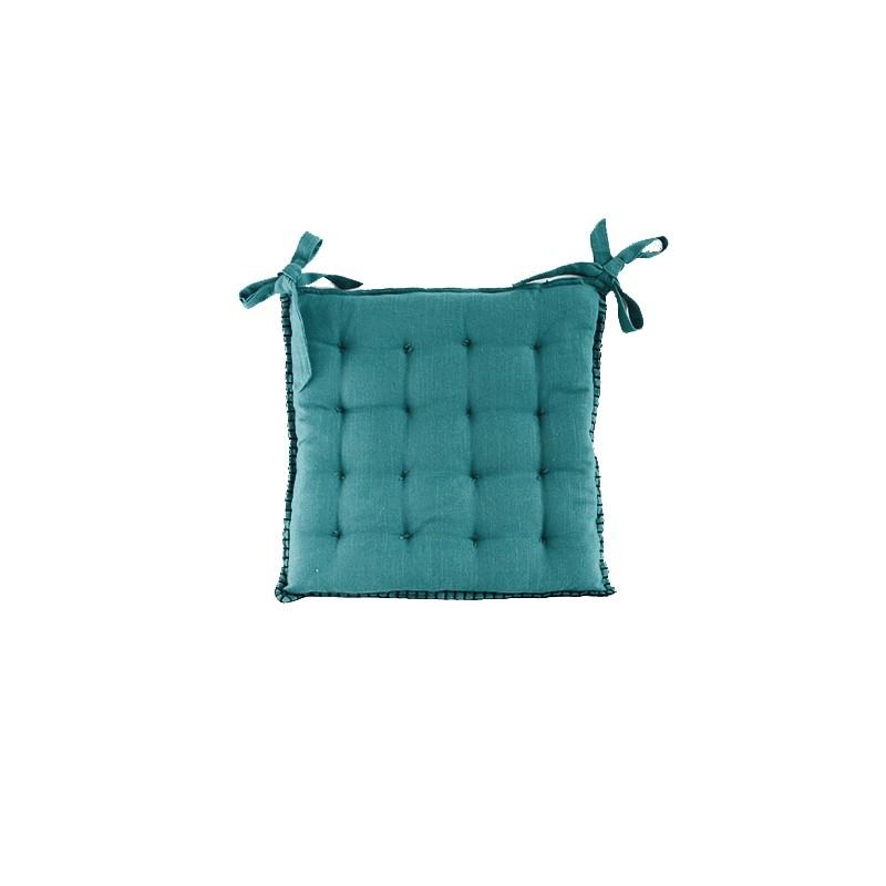 Chaise Canard Galette De Portofino 40x40 Bleu Cm nw0kPO