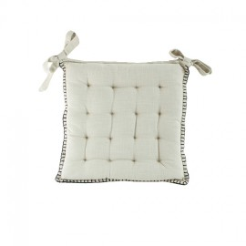 Chair Cushion 45x45 cm - Linen Portofino