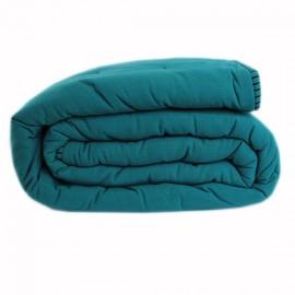 Bedding Set 240x260 cm - Peacock Blue Portofino